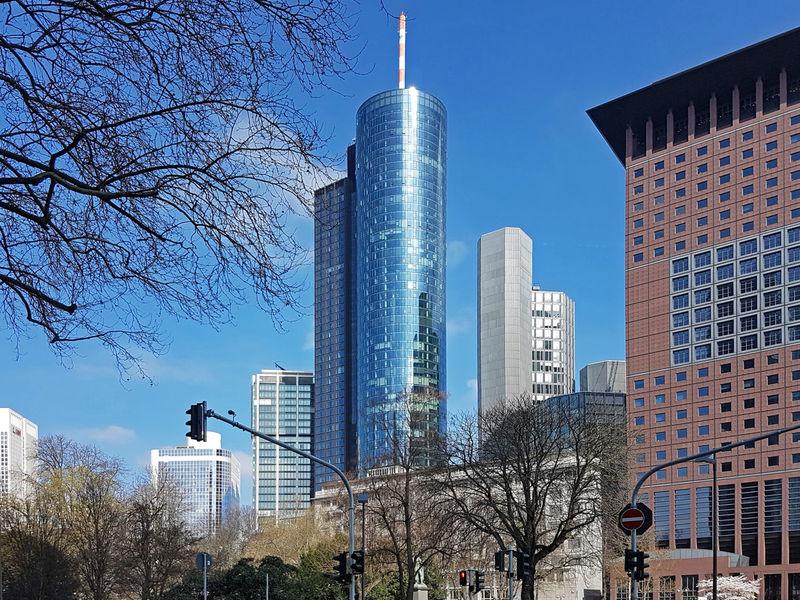 Torre del Meno, en Frankfurt