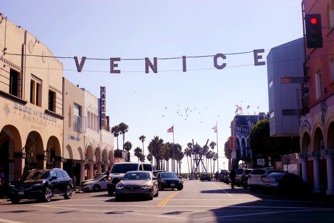 Venice Beach, en Los Ángeles