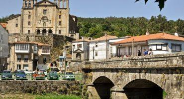 Los pueblos más bonitos cerca de Santiago de Compostela