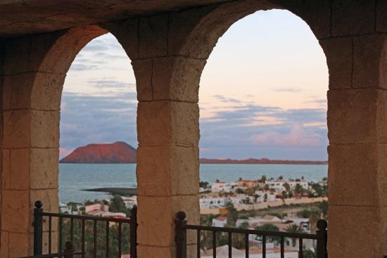 Corralejo, localidad de Fuerteventura