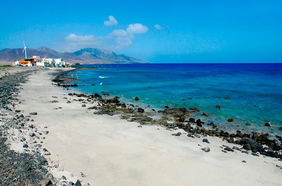 Puerto de la Cruz, en Fuerteventura