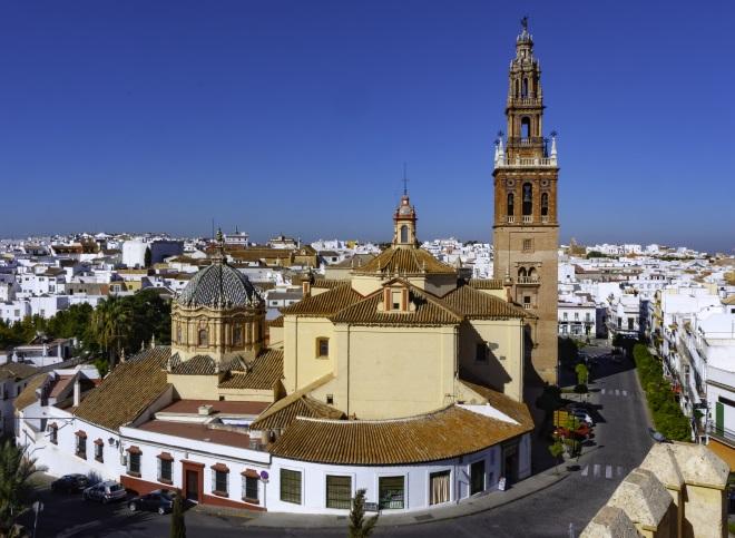 Carmona, en la provincia de Sevilla