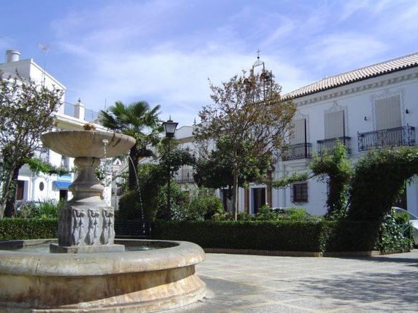 Constantina, en la provincia de Sevilla