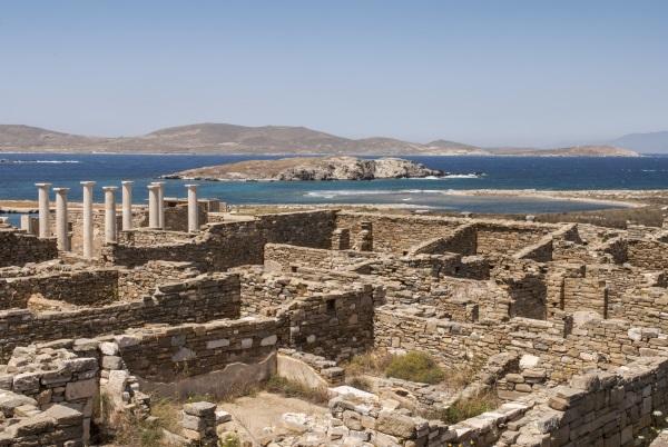 Delfos, en Grecia