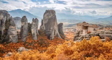 Los lugares con más encanto de Grecia