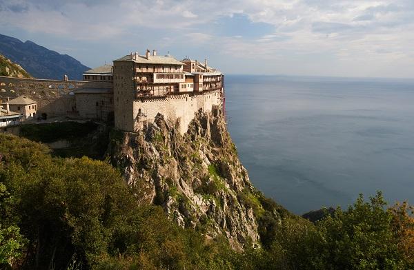 Monte Athos, en Grecia