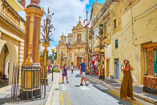 Rabat, en Malta