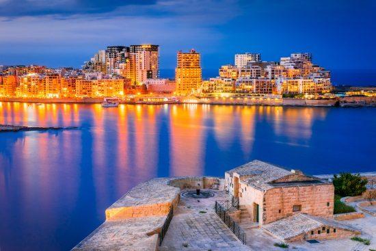 Silema, en Malta