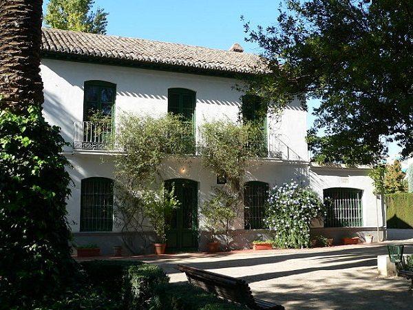 Casa Museo de García Lorca, en Granada
