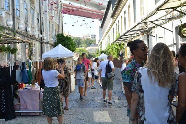 El Lx Market, en Lisboa