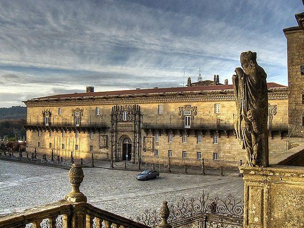 Hostal de los Reyes Católicos (Santiago de Compostela)