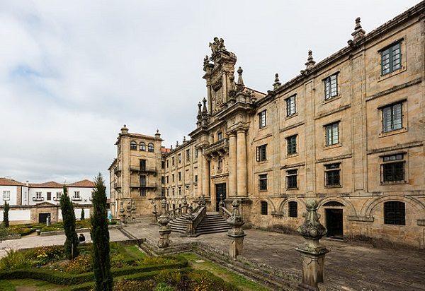 Monasterio de San Martín Pinario (Santiago de Compostela)