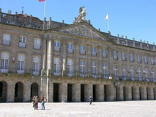 Palacio de Rajoy (Santiago de Compostela)