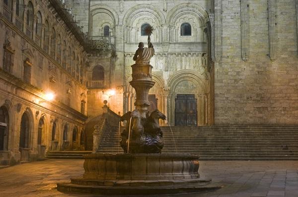 Plaza de las Platerías (Santiago de Compostela)