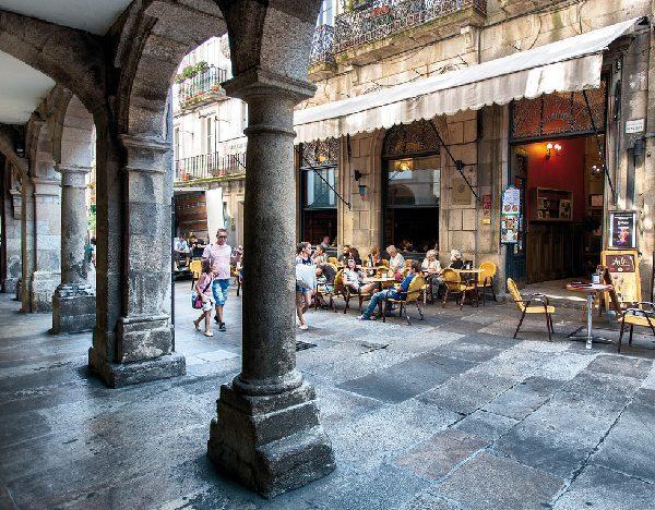 Rúa do Vilar (Santiago de Compostela)ompostela