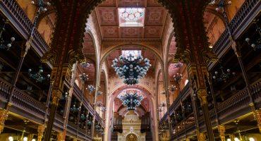 Qué hacer (y qué no) al visitar una sinagoga