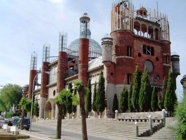 Catedral de Justo, en Mejorada del Campo