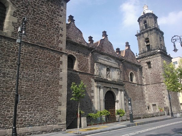 Hospital de Jesús, en México