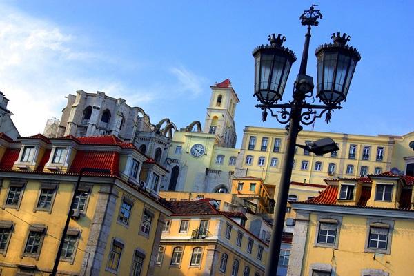 Chiado, barrio de Lisboa