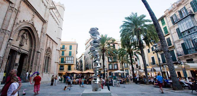 Plaza de la Lonja (Palma de Mallorca)