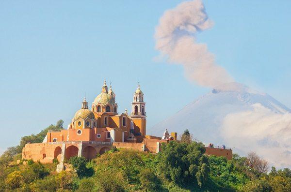 Cholula, en México