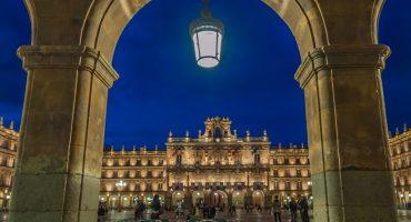 Las 8 plazas más impresionantes de España