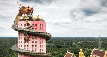 Los 7 edificios más raros y curiosos del mundo