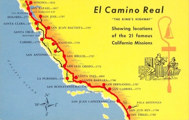 El Camino Real (California)