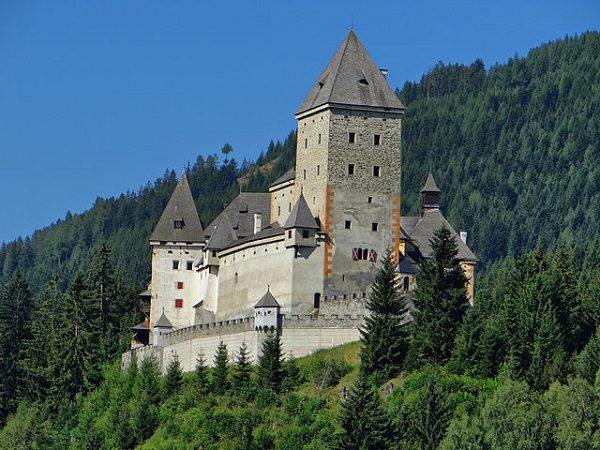 Castillo de Moosham (Austria)