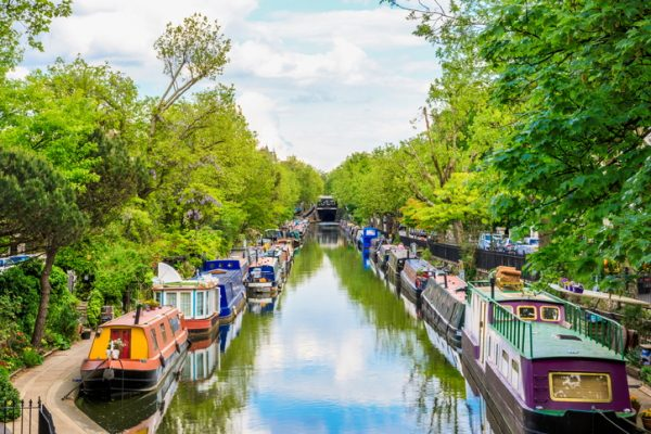 Little Venice, en Londres