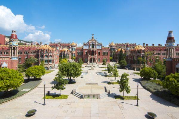 Hospital de Santa Creu i Sant Pau (Barcelona)