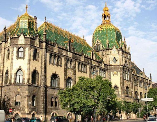 Museo de Artes Aplicadas (Budapest)