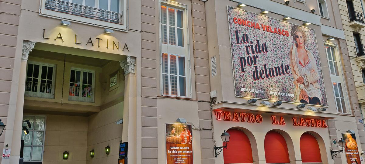 Teatro La Latina, en Madrid