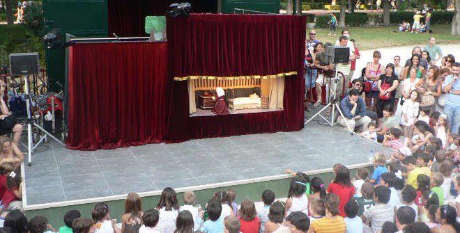 Teatro de Títeres de Retiro (Madrid)