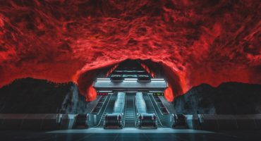 Las estaciones de metro más desconcertantes del mundo