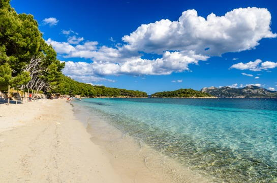Playa de Formentor (Mallorca)