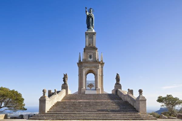 Puig de San Salvador (Mallorca)