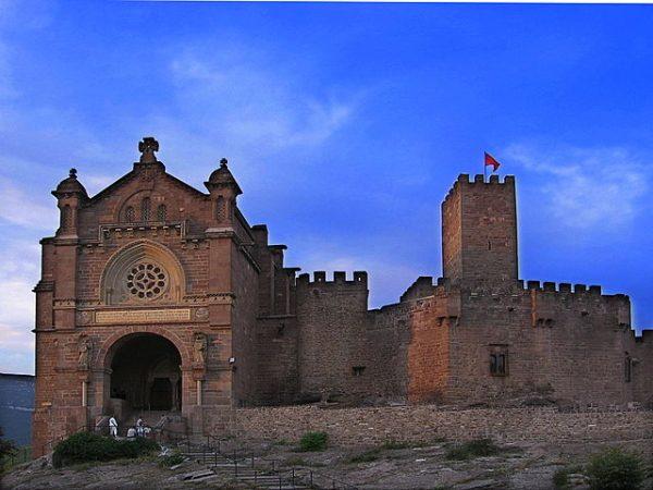 Castillo de Javier (Navarra)