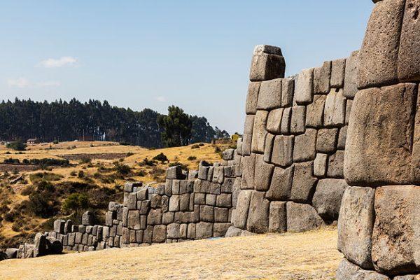 Sacsayhuamán, en Cuzco (Perú)
