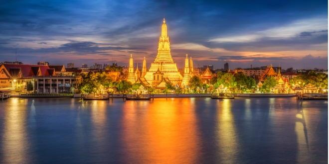 Vista de Bangkok