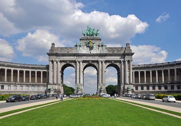 Parque del Cincuentenario (Bruselas)