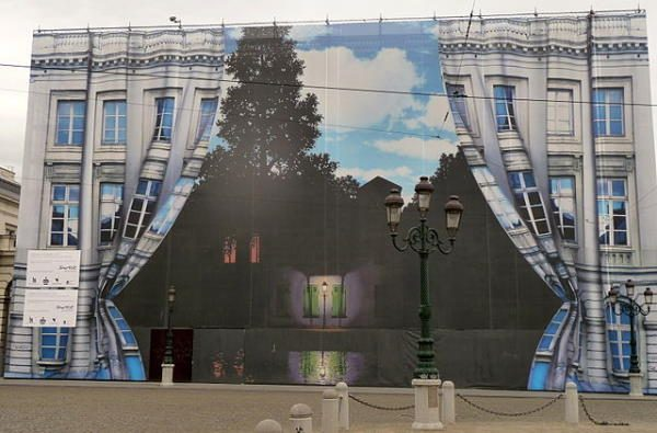 Museo Magritte, en Bruselas