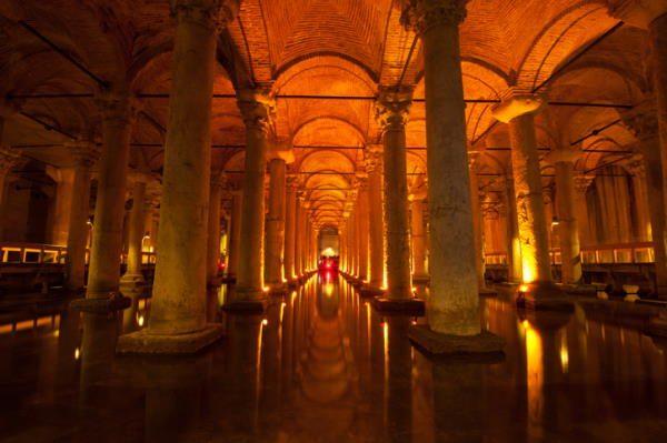 Basílica cisterna (Estambul)