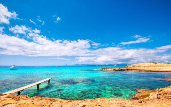 Playa de Illetas (Formentera)