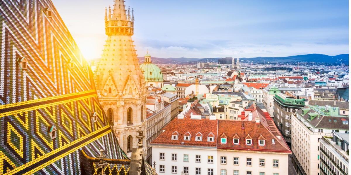 Vista de Viena