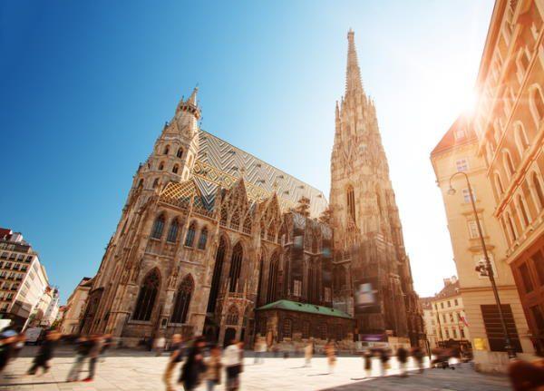 Catedral de San Esteban, en Viena