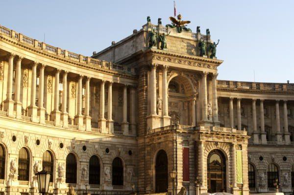 Palacio Hofburg, en Viena