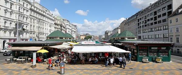Naschmarkt de Viena