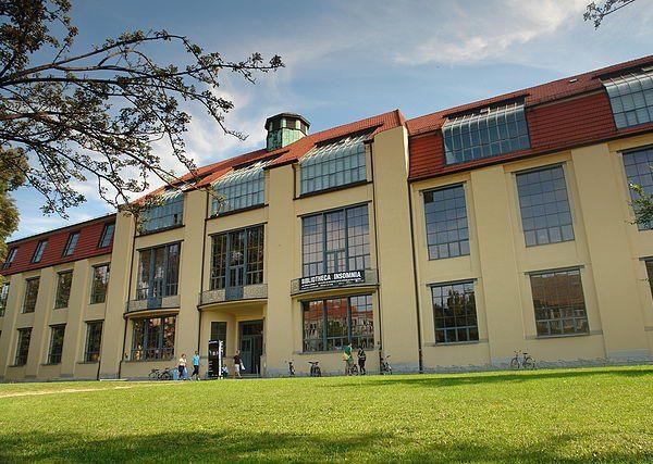 Universidad Bauhaus, en Weimar