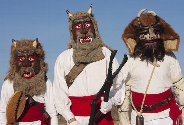 El Antruejo, carnaval tradicional de León